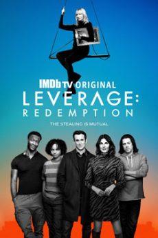 دانلود سریال قدرت رستگاری Leverage Redemption 2021