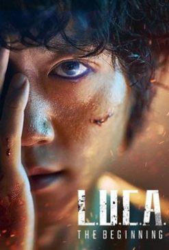 دانلود سریال لوکا L.U.C.A : The Beginning