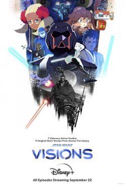 دانلود انیمیشن جنگ ستارگان چشم اندازها Star Wars Visions 2021